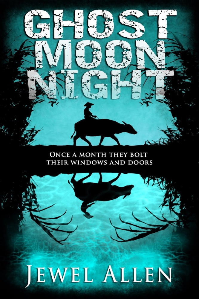 My Thoughts About Ghost Moon Night by Jewel Allen (Book Review #8)